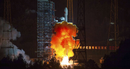 Will China be next to send man to the moon?