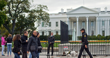 Can hero dogs Hurricane and Jordan help Secret Service regain mojo?