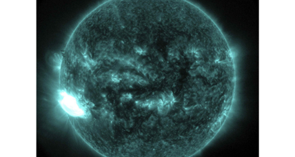 Will a big solar storm mess with our GPS?