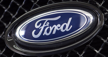 Ford's new, lighter pickup weighs down Q3 earnings