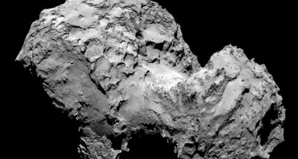 Why do comets smell so bad?