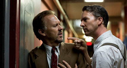'Birdman' wavers tonally and embraces self-actualization cliches