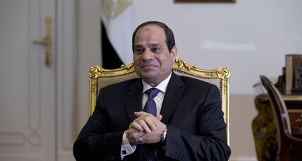 In Egypt, avenues of political dissent are closing steadily
