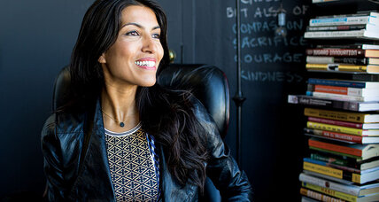 Leila Janah helps people in the developing world find work – near home