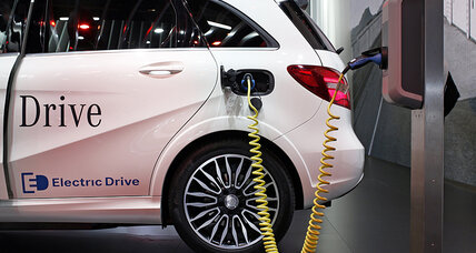 Will falling gas prices kill the electric car?