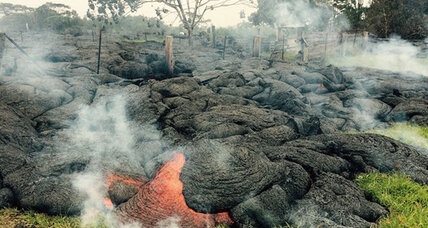 Lava from Hawaii volcano picking up speed, say officials