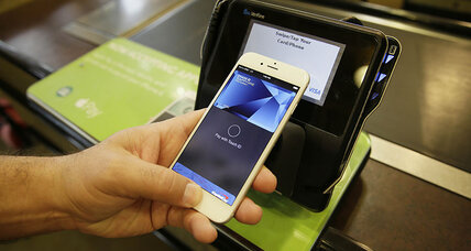 Apple Pay disabled at Rite Aid, CVS. Building their own system?