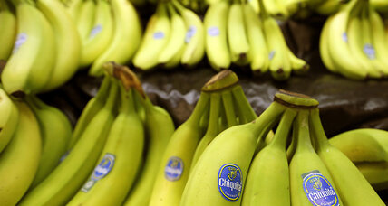 Chiquita's top banana? Two Brazilian companies win bid.