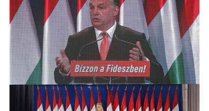 Taking a page from Putin's book, Hungary's Orbán muffles his critics (+video)