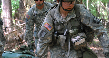 With US women soon eligible for combat, the draft could be next