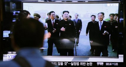 South Korea spy agency claims to have explained Kim Jong-un absence