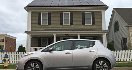 Solar electric cars: When your gas station is the sun