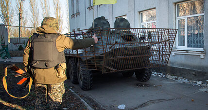 Ukraine condemned Russia's stance on rebel vote as 'destructive and provocative'