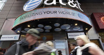 AT&T misled customers and slowed Internet speeds, FTC charges