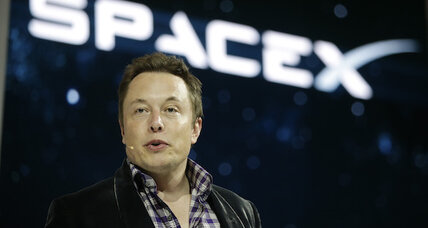 Elon Musk says SpaceX has a 50 percent chance of landing a rocket on floating platform