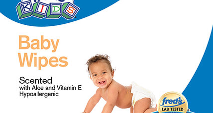 Baby wipes recalled at Sam's Club, Walgreens, more for possible bacteria