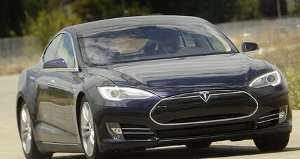 Tesla Model S taxis report for duty in the Netherlands