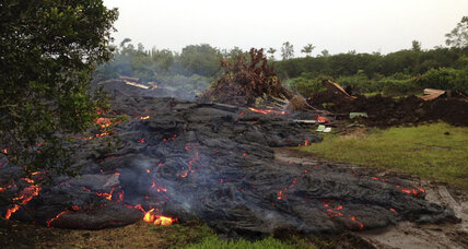 Hawaii's slow-motion disaster: How does a community prepare for lava? (+video)
