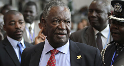 President Sata's death tests Zambia's history of peaceful political transition (+video)