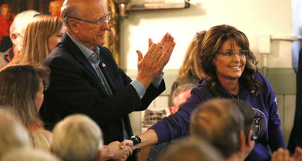 Sarah Palin pretends she might be running for office again