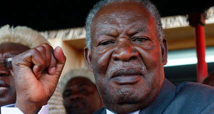 Snap elections loom after Zambian President 'King Cobra' Sata dies (+video)