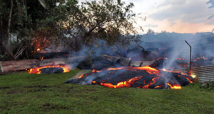 Hawaii volcano: Will flowing lava force evacuations?