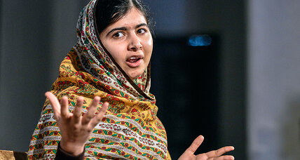 Malala awarded 'Children's Nobel' prize, donating $50,000 to Gaza schools