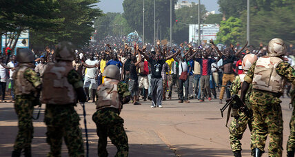 Could Burkina Faso protests signal end of president's 27-year rule?