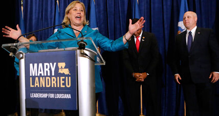 Sen. Mary Landrieu says race hurts Obama in Louisiana. Fact or election gaffe? (+video)
