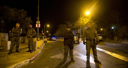 Tensions flare as Israeli police kill suspect in Temple Mount shooting (+video)