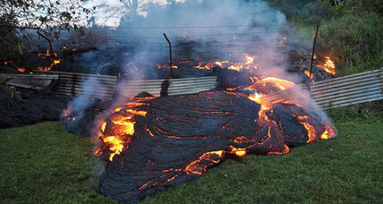 Hawaii lava flow: How much damage can it do?