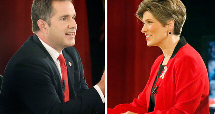 Senate elections 101: Iowa split between two very different candidates (+video)