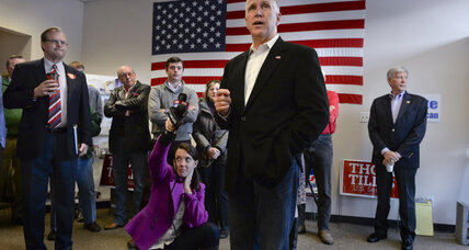 Senate elections 101: North Carolina wary of Tillis's tea party revolution