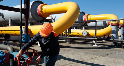 Could gas deal signal Russia - Ukraine detente?