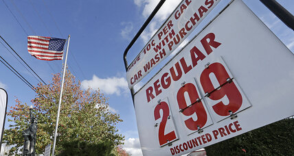 Gas prices near record lows. Which US city has the cheapest? (+video)