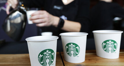 Starbucks will offer delivery in select cities next year