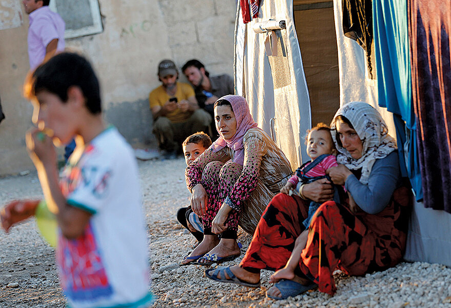 In Turkey, Syrian women and girls increasingly vulnerable to