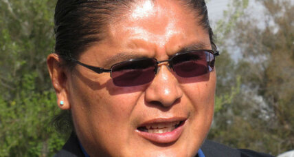 Navajo nation presidential candidate rejected: How well can he speak Navajo?