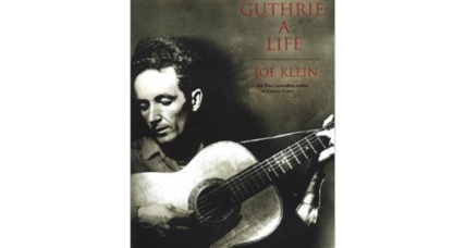 Reader recommendation: Woody Guthrie