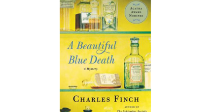 Reader recommendation: A Beautiful Blue Death