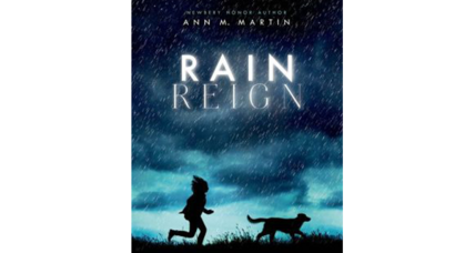 'Rain Reign' is one of the best children's books of 2014