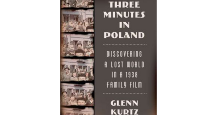 'Three Minutes in Poland' gives new life to a town wiped out by the Holocaust