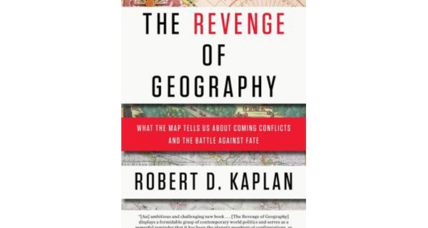 Reader recommendation: The Revenge of Geography