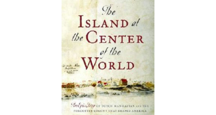 Reader recommendation: The Island at the Center of the World