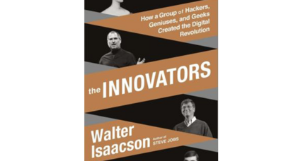 'The Innovators' traces the history of the computer and its creators