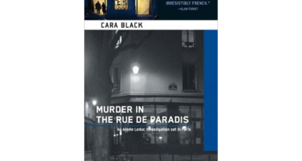 Reader recommendation: Murder in the Rue de Paradis