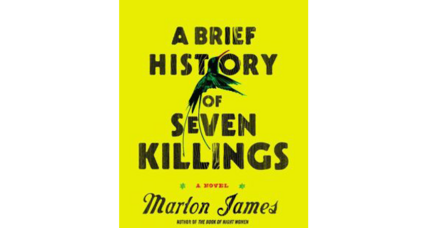 'A Brief History of Seven Killings' reads like a reggae version of 'The Sound and the Fury'