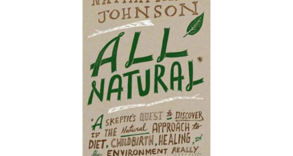 Reader recommendation: All Natural