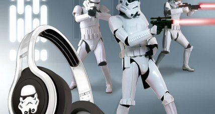 Star Wars meets 50 Cent in new line of headphones