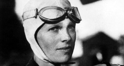 Amelia Earhart: Has a scrap of metal solved one of the world's great mysteries? (+video)